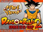 Dragonball Z Dressup 2 - Sequel to Dragon Ball Dress Up game.