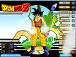 Dragonball Z Dressup - Create your own Dragon Ball Z character!